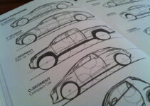 UPDATE #2: I Draw Cars, Sketchbook & Reference Guide