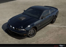 New Mustang Customizer Improves on Perfection.