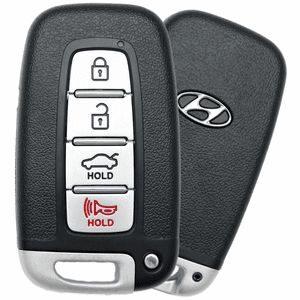 2012 Hyundai Sonata key fob