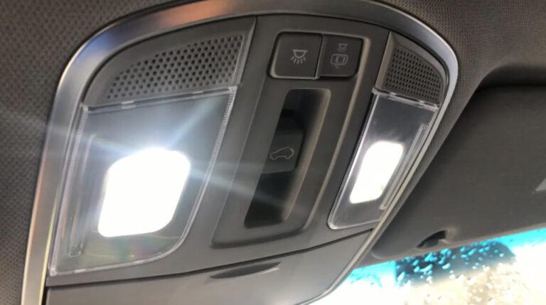 hyundai interior lights wont turn off
